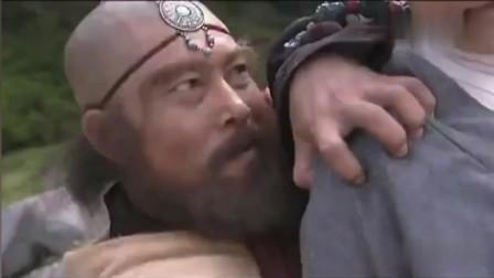 天龙八部- 吐蕃国师鸠摩智挑战少林, 没想到让虚竹给打败了!