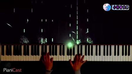 钢琴完美演奏世界神曲《克罗地亚狂想曲》! 真是太炫了