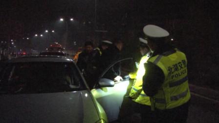 """山东济宁 奇葩! 司机酒驾被交警抓个正着 甩锅称""""吃了酒心巧克力"""""""