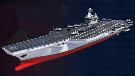中国首次承认003航母已开工 美:瞒过了所有人