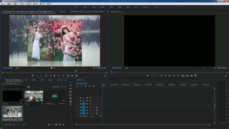 影视后期pr软件基础教程03 图片及序列 音频 视频素材导入
