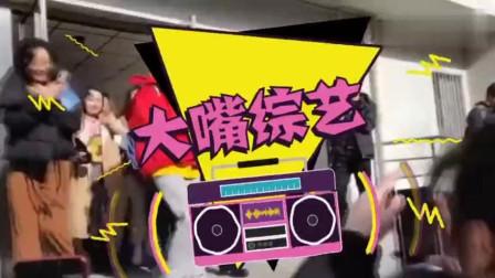 吴昕回母校, 校园秒变大型追星现场, 印证了她在节目中所言不假!
