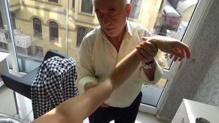 国外小伙感受土耳其SPA, 手法专业, 舒服至极