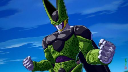 龙珠格斗 悟空变身超级赛亚人, 西鲁完全体都不是对手