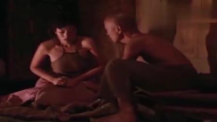 《菊豆》天青: 怎么说他也是我叔呀! 菊豆: 那我是你什么人呀!