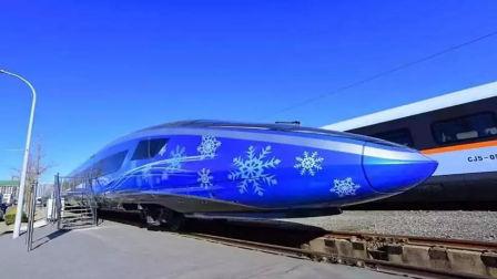 中国时速350公里的高铁即将实现自动驾驶