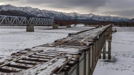 世界上最危险的桥, 2米宽无护栏, 宁愿绕路也不敢走!