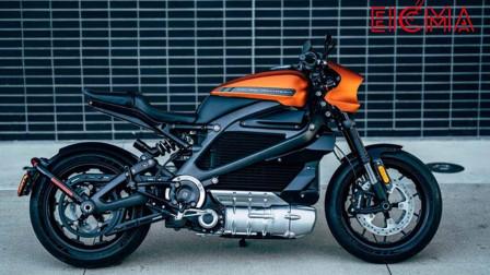 哈雷推出首款电动摩托车, 3.5秒破百续航170Km, 20万你会买吗?