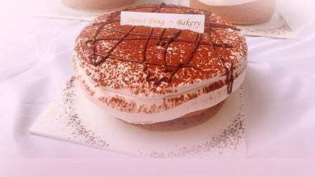 网红脏脏蛋糕, 全网最快最简单的制作方法, 分分钟教会你好吃到爆的美味