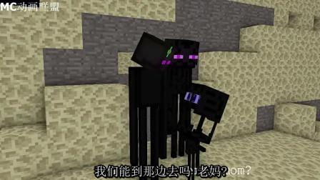 我的世界动画-小末影人的故事-01