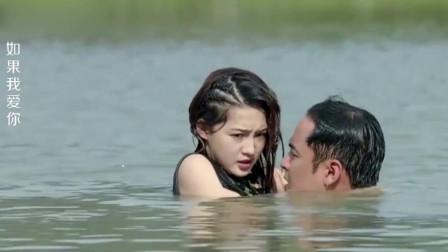 男子在岸上看到美女跳河, 好心把她救了上来, 最后却尴尬了