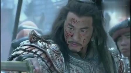 《楚汉传奇》西楚霸王项羽战败被围, 豪气干云乌江自刎, 可歌可泣啊