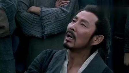 《楚汉传奇》刘邦还是挺讲义气的, 竟然利用自己的狡猾救了兄弟一命!