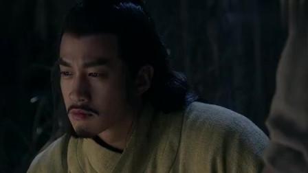 《楚汉传奇》虞子期不解项羽为何不肯进去, 项羽答出了实情, 果然细心