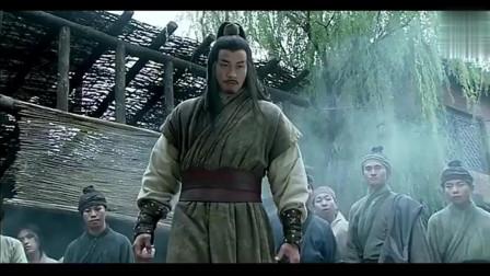 《楚汉传奇》地头蛇欺负项羽为外乡人, 结果被项羽打的满地找牙!