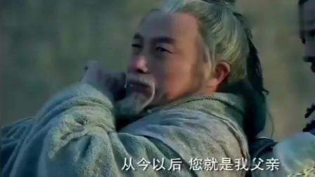 《楚汉传奇》: 范增气的大骂项羽, 我怎么有你这么个混蛋儿子啊