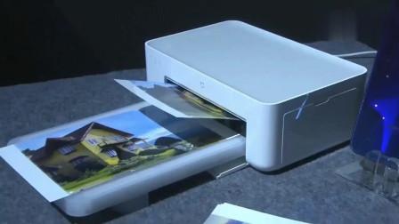 小米打印机正式发布, 真是一个好东西, 好用又便宜!