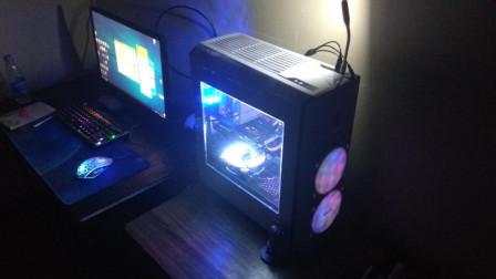 组装一台做视频渲染和玩吃鸡的电脑主机! 云风电脑