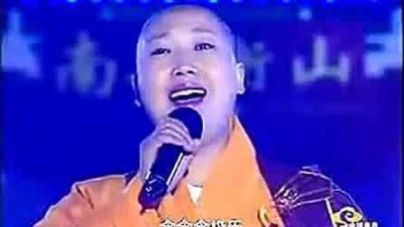 李娜出家后, 为父母唱了一首歌, 感动天下儿女, 实在太感人了