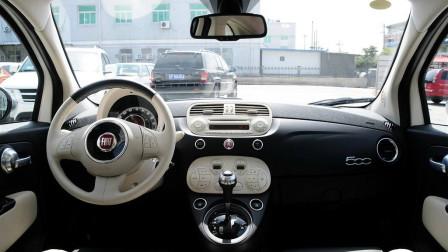 比Smart还贵的微型车, 还有敞篷版, 最高时速182Km/h!