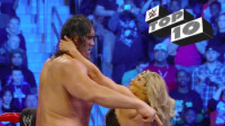 WWE王室决战大赛上绳赛十大爆笑事件