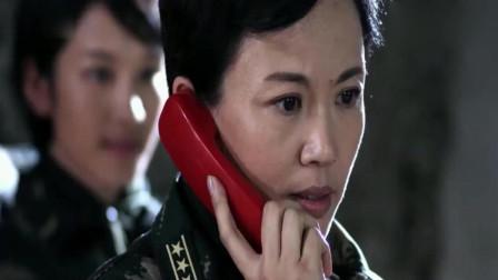 麻辣女兵: 汤小米的一句话让女首长慌了, 调皮!