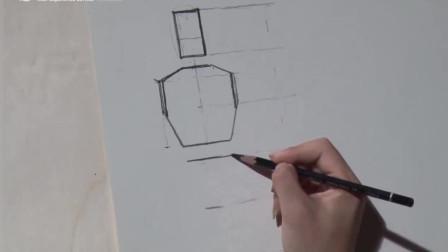 速写入门学习: 速写人物详细讲解, 基础学速写, 简单轻松画