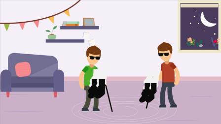 脑力测试: 他们怎么做才能取回黑袜和白袜各两对呢 ? 为什么?