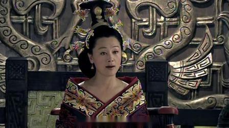恶毒吕后把先帝宠妃做成人彘,大臣们听了都吓懵,一起上奏反对