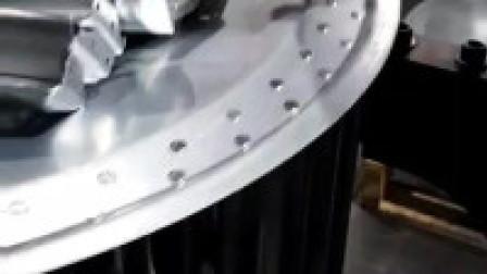 铆接机厂家专机 埃瑞特风机叶轮铆接机