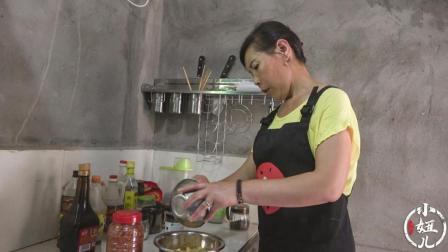 妈妈每天都要做的事, 就是变着花样做农村美食, 妈妈辛苦您了