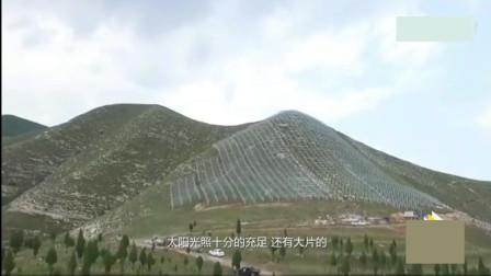 中国斥资88亿在荒山打造光伏电站, 建成后发电高达11亿千瓦