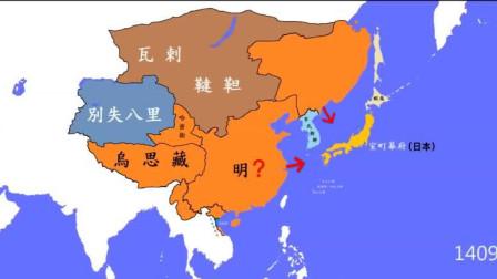 当年朱元璋, 两次想灭掉日本, 却被一人, 两次阻拦!
