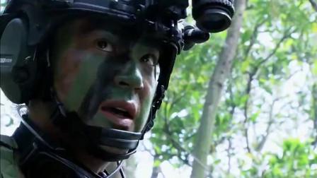 G12特别行动组: 丛林中兵分两路, 郑帅不幸踩雷被炸!