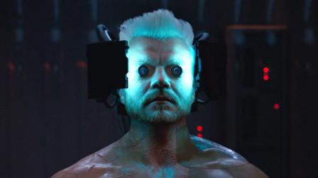 在未来, 人类可以安装生化躯体, 变身超级人类! 速看科幻电影《攻壳机动队》