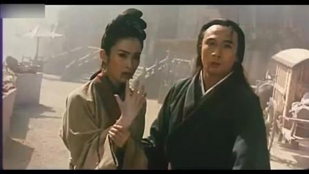 《倚天屠龙记》: 张三丰竟然是个大胖子, 真的是百闻不如一见啊