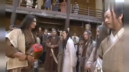 《天龙八部》最惨烈的战斗, 乔峰血战聚贤庄, 完虐各路英雄, 无人能敌!