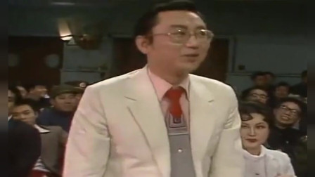 84年央视春节联欢晚会现场! 回忆那些熟悉的面孔, 你最喜欢谁呢?