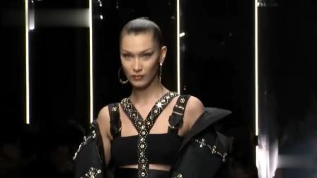 Versace2020秋冬男装时装秀