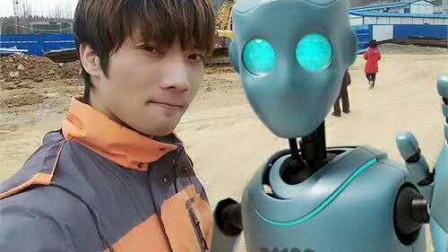 """来看看我们的""""人工智能""""机器人吧!"""