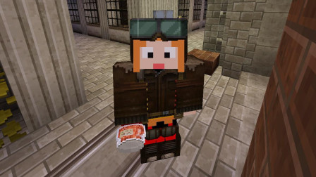 【小龙】我的世界MC病毒感染EP3秘密通道 Minecraft恐怖游戏视频