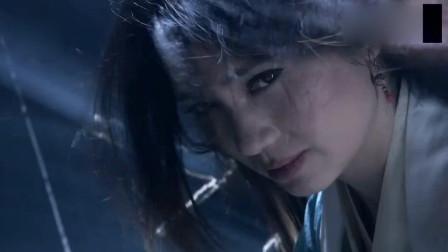 女武功确实不俗, 没想到遇到个不怕的高手, 结果悲剧, 是不是有点悲哀, 碰到不要命了