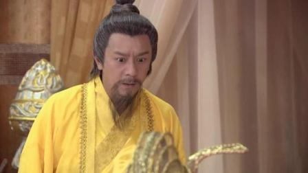 皇上与薛平贵父子相认,谁料薛平贵已是西凉大王,立马封他为太子