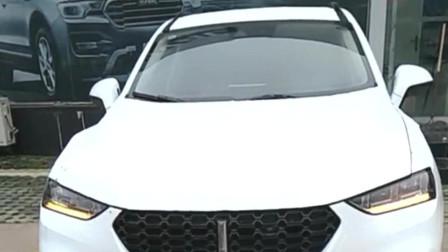 按下长城VV7s车钥匙才知道这车有多霸气, 内饰更是秒杀合资车!