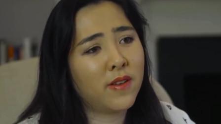 韩国美女经历几十次手术的摧残, 身体严重变形