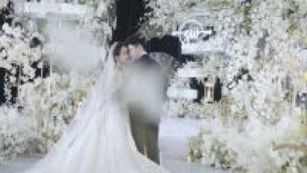 最动听的婚礼合唱 |《最美的期待》婚礼快剪 | 无限数字电影