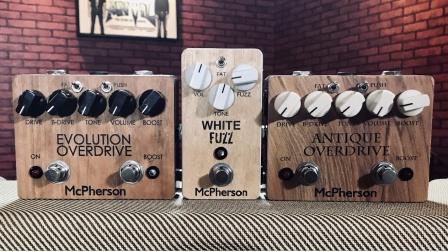 铁人音乐频道乐器测评-新西兰手工发烧块McPherson