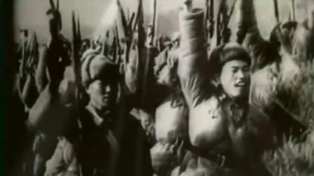"""麦克阿瑟: """"谁想跟中国陆军打仗, 一定有病""""!"""