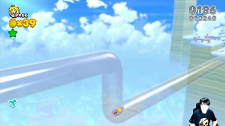 【小宇热游】WIIU 马里奥3D世界 攻略解说视频直播06期