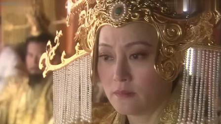 牛郎织女: 王母娘娘下令制止村民舀天河水, 不料村妇们更泼辣, 叫嚣王母娘娘